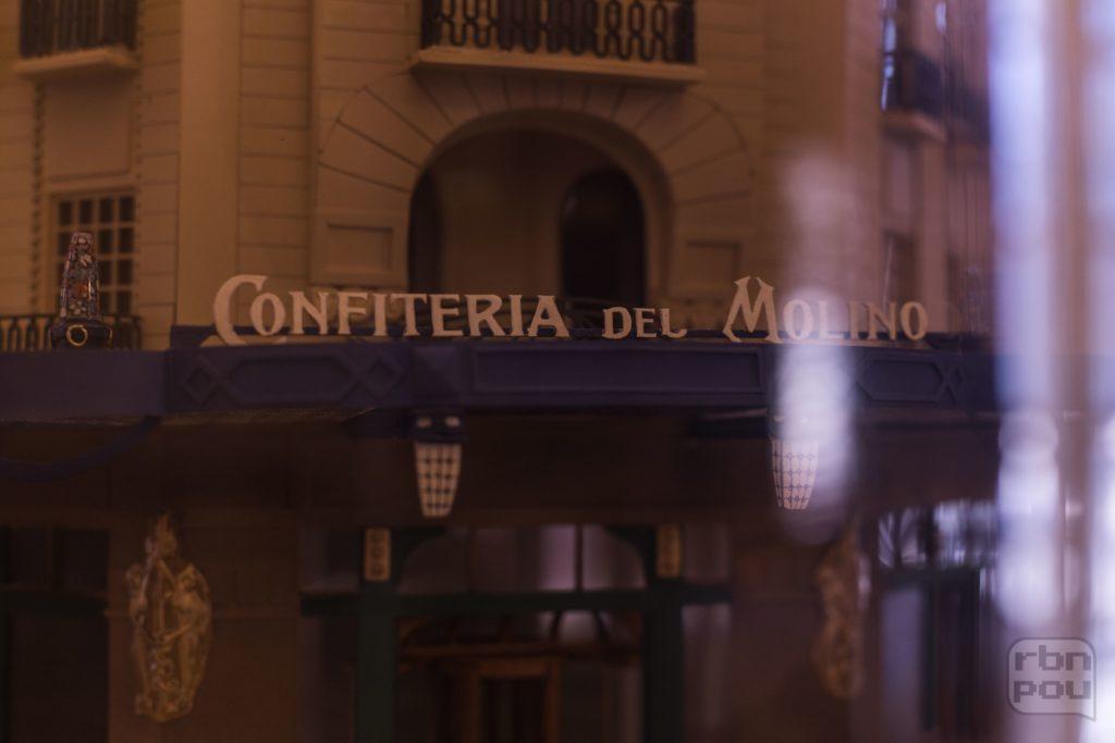 Confitería del Molino - Noviembre de 2019